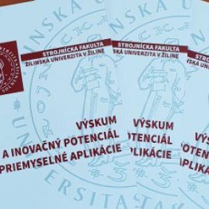 Podpísanie Zmluvy o spolupráci so Strojníckou fakultou ŽU v Žiline